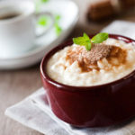riz au lait arroz con leche rice pudding