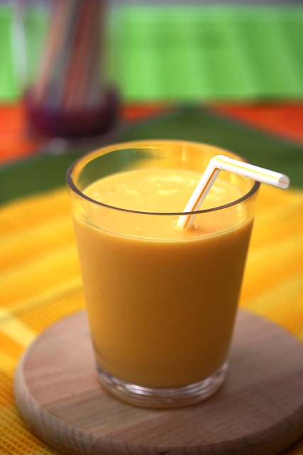 smoothie mangue chanvre