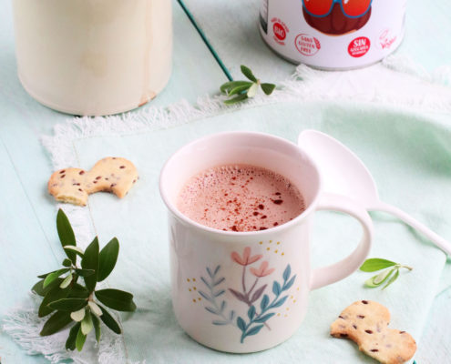 Hot chocolate- Ecomil Instant Chesnut